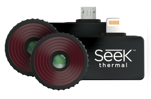 Seek Thermal CompactPro Imager for Apple IOS Wärmebildkamera 320 x 240 Pixel Temperatursensor